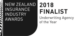 Underwriting Agency of the Year 2018 finalist